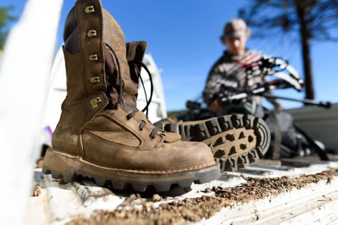 Danner Powderhorn Sets New Standard In Backcountry Performance