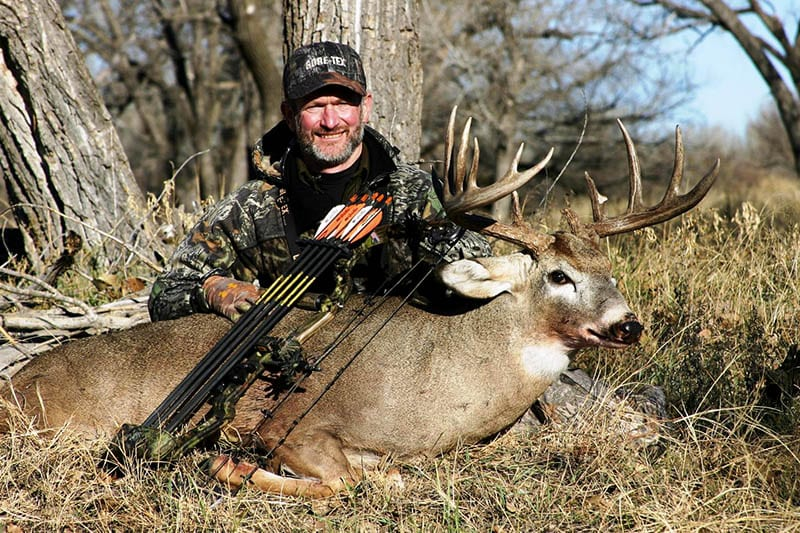 Guided Whitetail Deer Hunts | Bob Robb